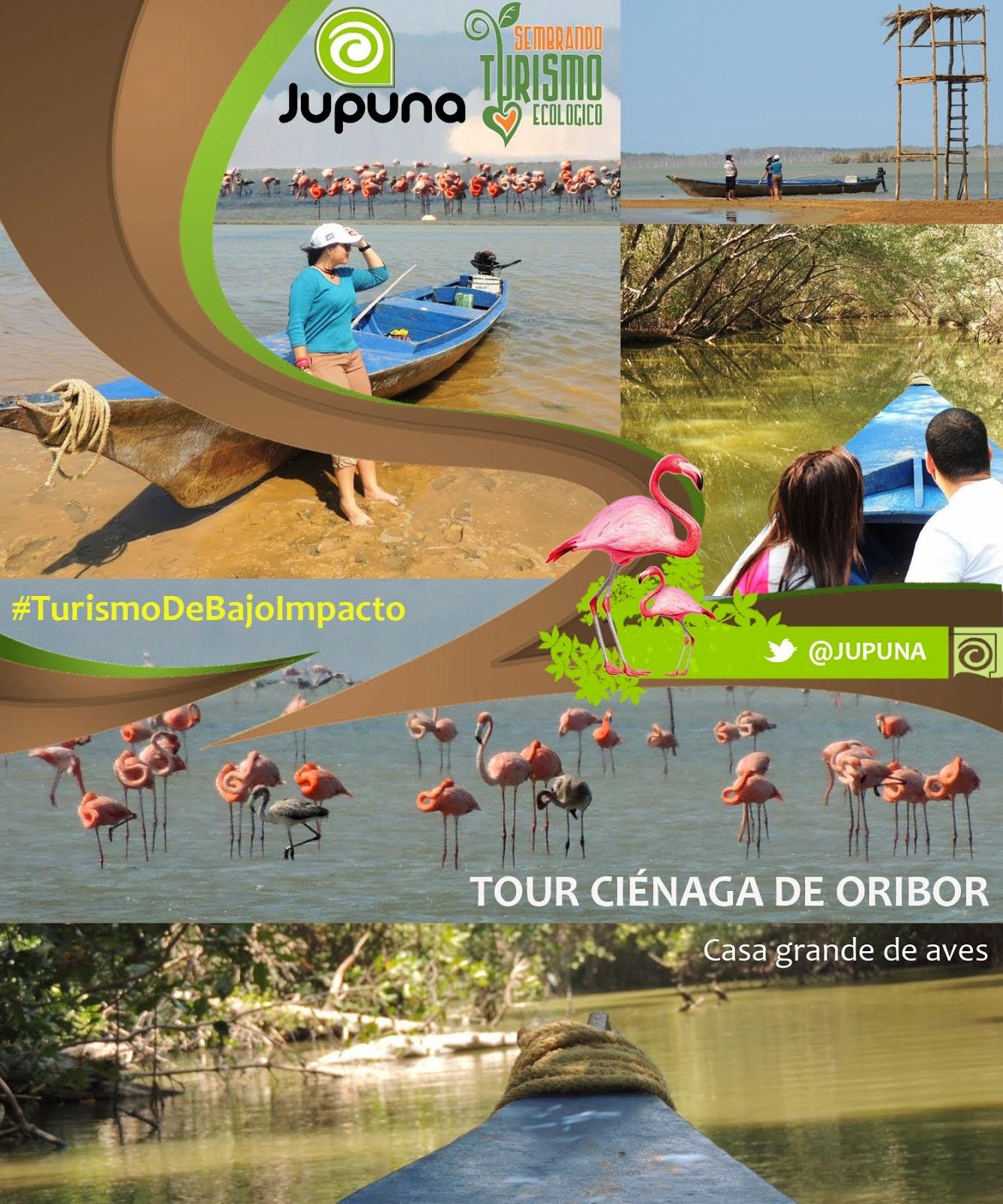 TOUR CIÉNAGA DE ORIBOR