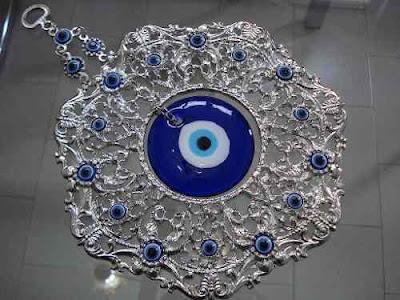 olho turco