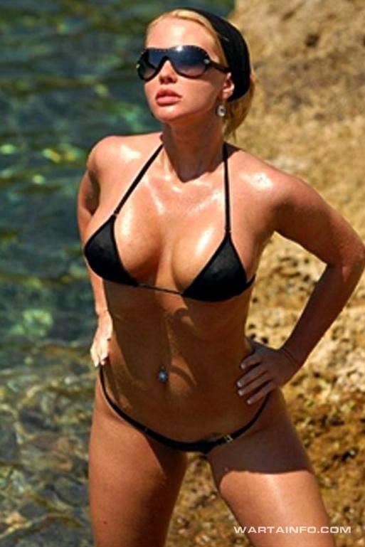 Foto Hot belahan dada montok Eva Roob pesepakbola wanita Seksi Jerman jadi Bintang Film dewasa