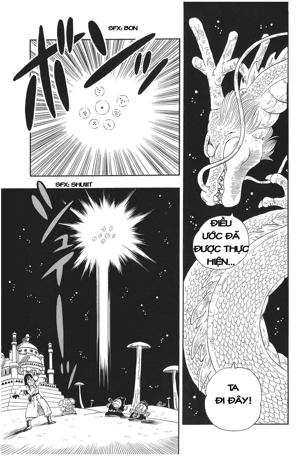 xem truyen moi - Dragon Ball Bản Vip - Bản Đẹp Nguyên Gốc Chap 20
