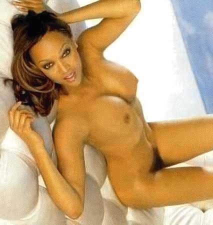 Pic naked tyra free Bank