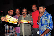 Fans Hungama at Bramaramba Theater-thumbnail-15