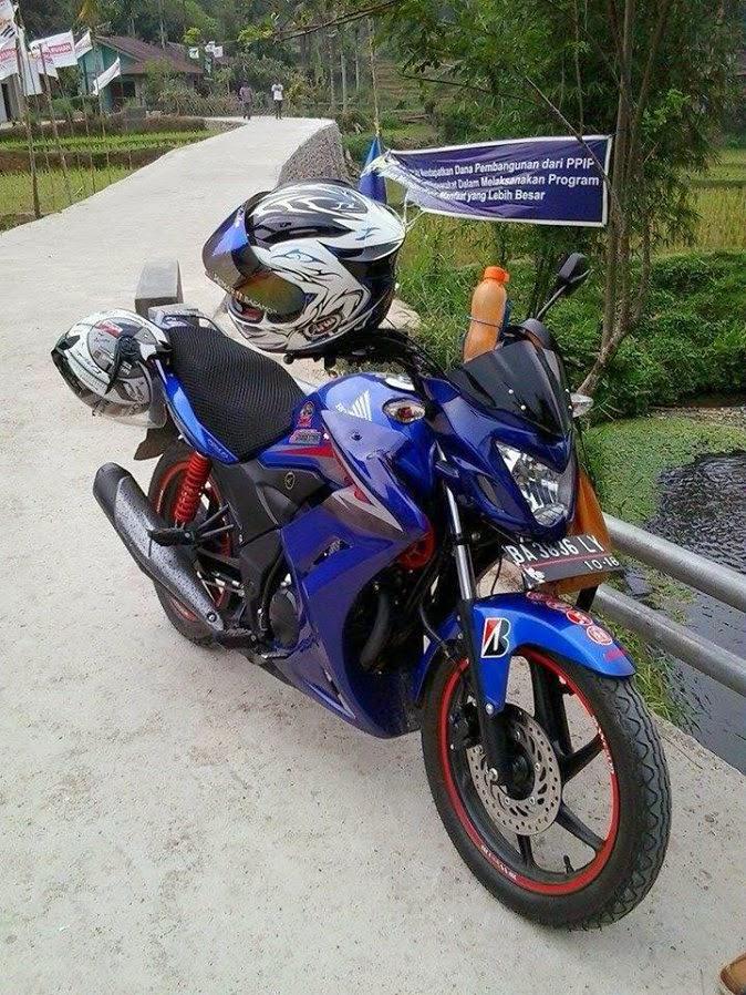 Koleksi Gambar Modifikasi Motor Honda Verza 150cc - Trend Otomotif