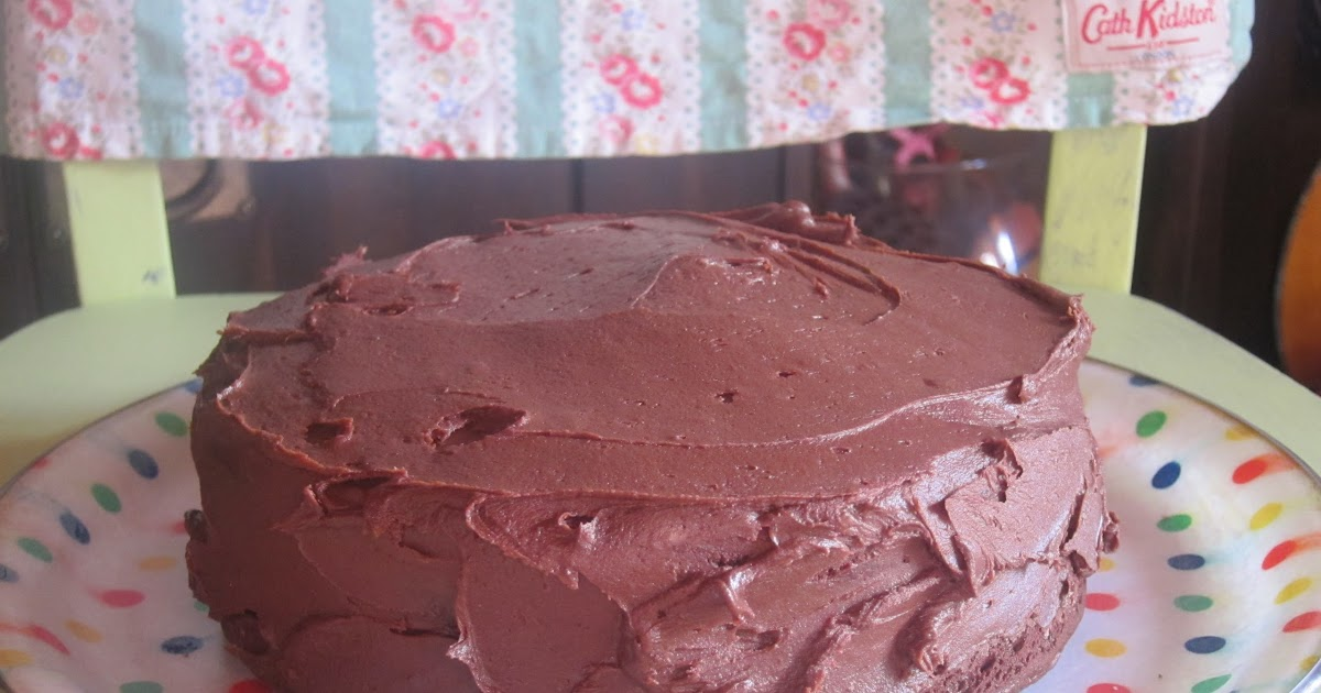 Big Dirty Chocolate Cake