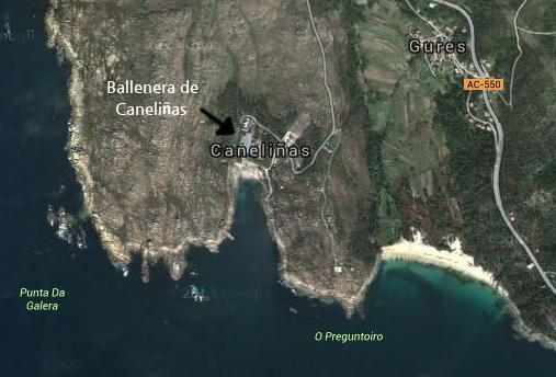 Factoría Ballenera de Caneliñas