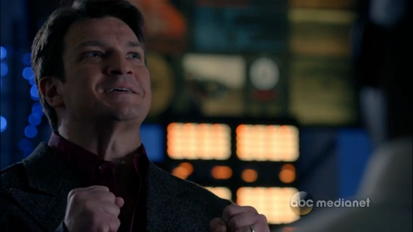 "Castle - The Wrong Stuff - Review: ""Small Step, Giant Leap."""