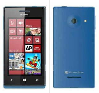Smartfren Windows 8, Pertama Bernama, Huawei Ascend W1-C00