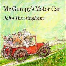 Mr. Gumpy's Motor Car {FI♥AR}