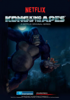 Kong: King of the Apes Temporada 1 audio español