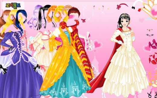 Dress Up Games - Free online Dress Up Games for Girls ...