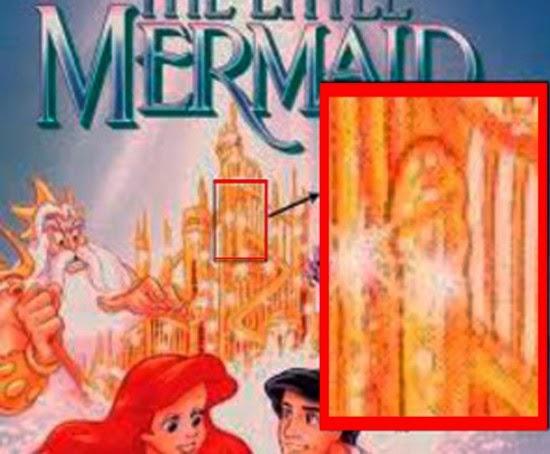 The Little Mermaid and more Phallic Fun