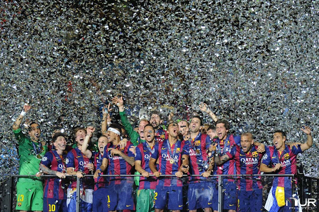 Barcelona must focus on La Liga, not meaningless Supercopa