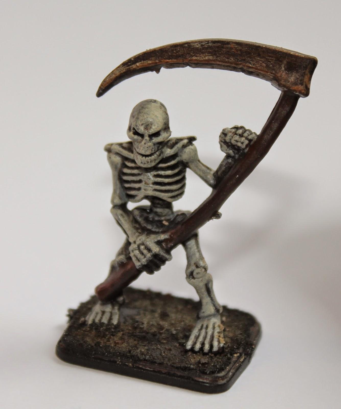 Heroquest Skeleton