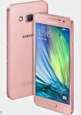 Samsung galaxy A3 full metal jacket