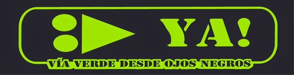 Vía Verde desde Ojos Negros Ya!
