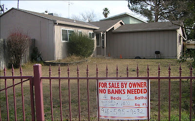 Home sellers retain ownership rights until the owner financing is paid