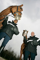 Garde à cheval