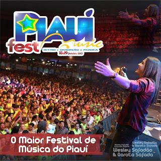 GAROTA SAFADA NO PIAUI FEST MUSIC 19-10-13
