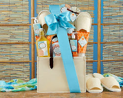 Win a Spa Basket