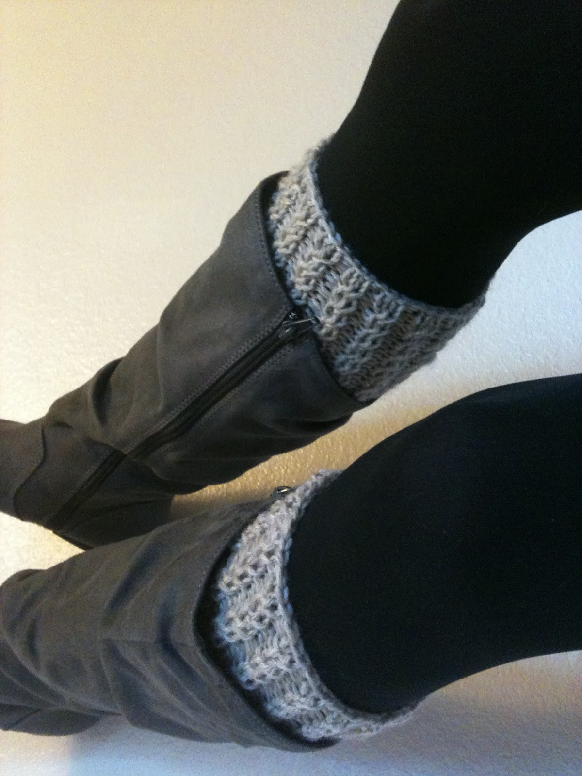 haveyoumetmycats: Rebekah\'s Boot Cuffs