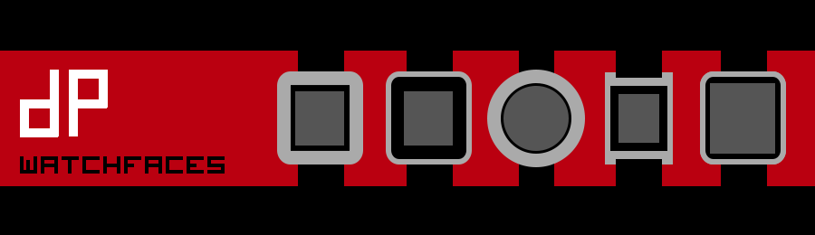 dP watchfaces blog