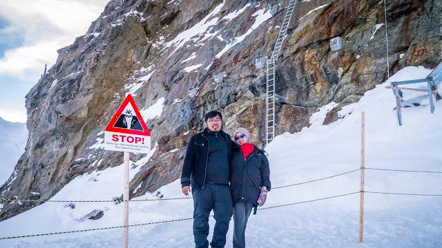 Jungfraujoch, Switzerland.