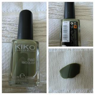 Esmalte 394 Kiko