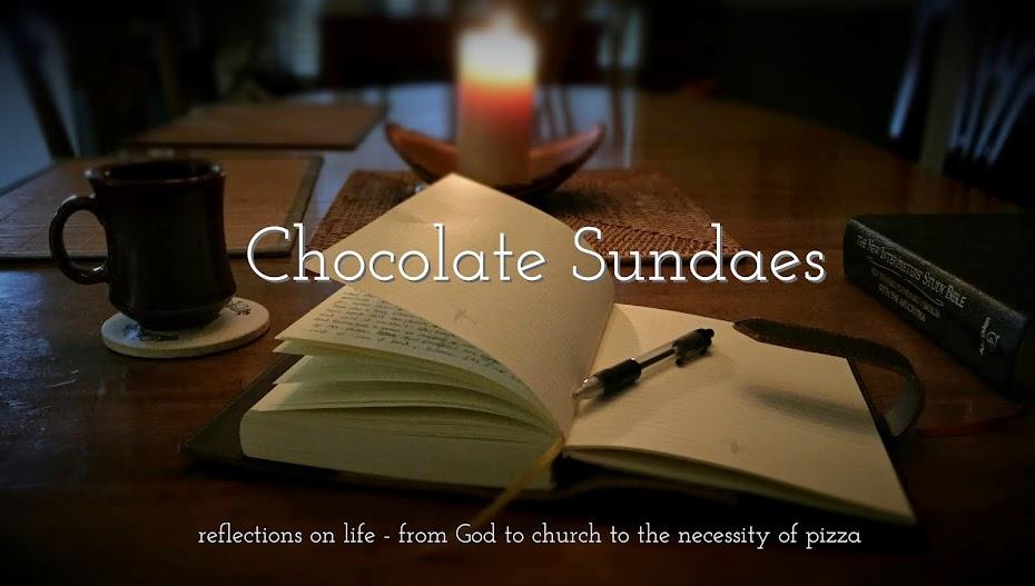 Chocolate Sundaes