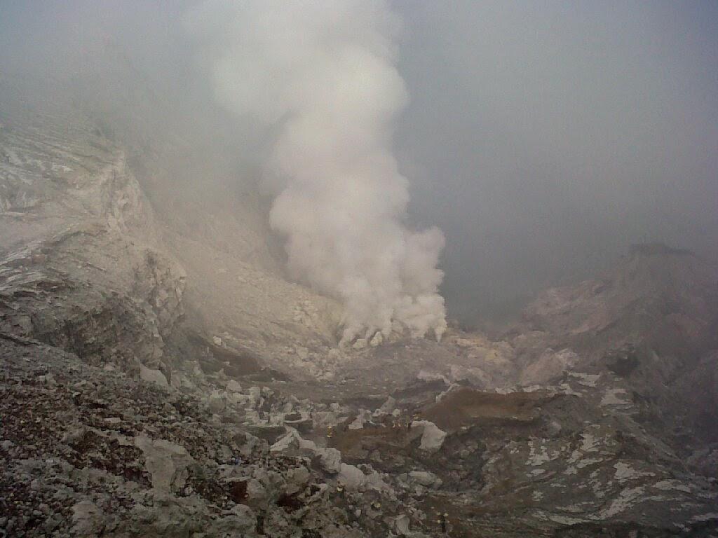 kawah ijen tour Banyuwangi, rute ke gunung ijen
