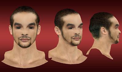 NBA 2K13 Joakim Noah Cyberface Mod