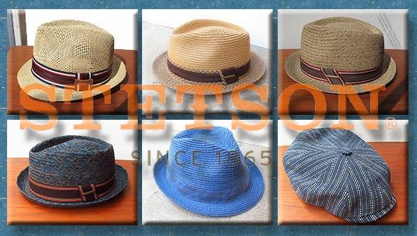 Chapeaux d'été Stetson