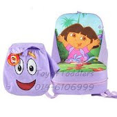 Dora backpack cum chair
