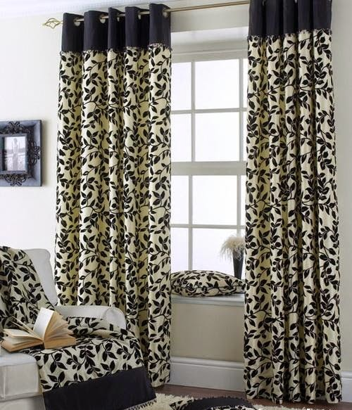 top 10 trends living room curtain styles colors and materials part 1. Black Bedroom Furniture Sets. Home Design Ideas