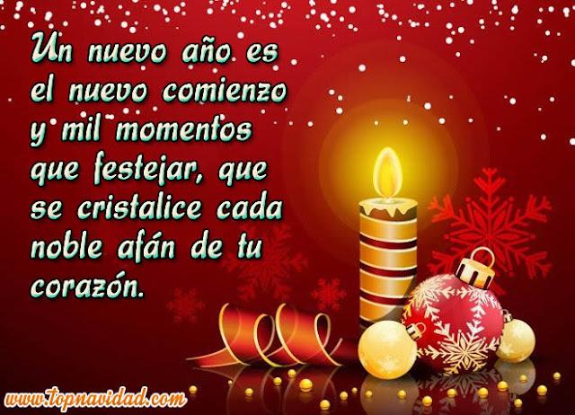 Año Nuevo 2016 Deseos saludo para la novia / novio