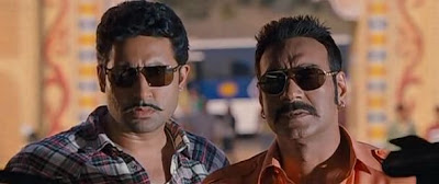 Screen Shot Of Hindi Movie Bol Bachchan (2012) Download And Watch Online Free at worldfree4u.com