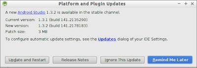 Android Studio 1.3.2 Is Available Inwards The Stable Channel