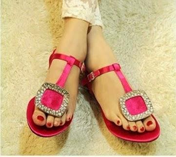 damski sandali