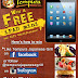 Win an iPad Mini or GC with Tempura Japanese Grill