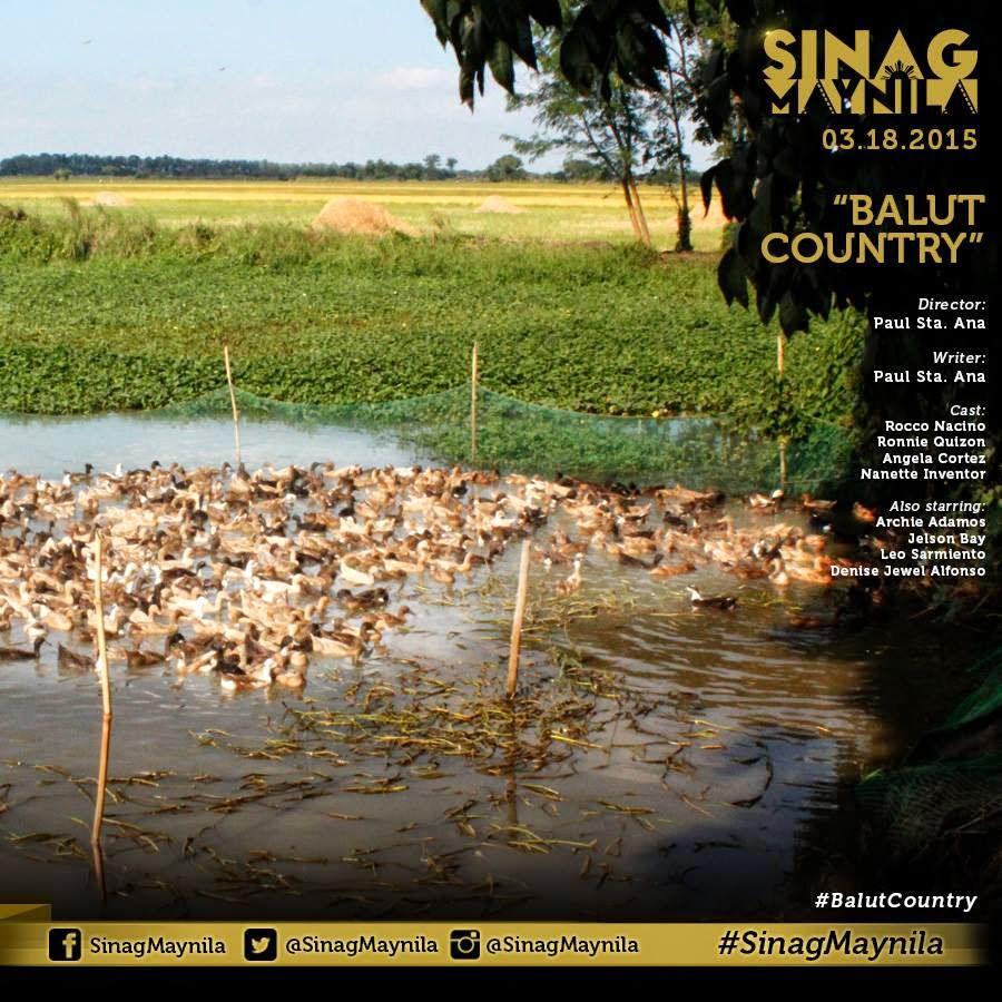 Sinag Maynila - Balut Country