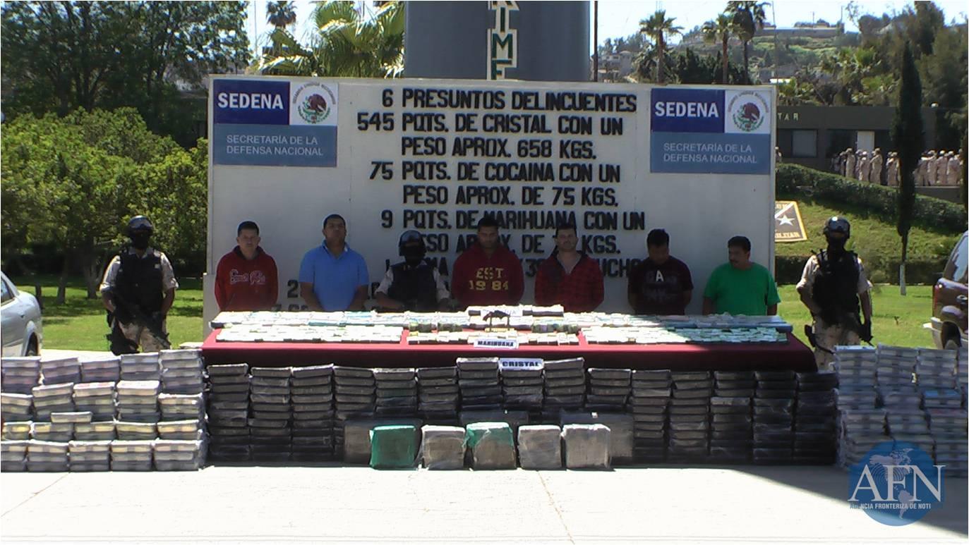 Baja Cartel Cartels in Baja California