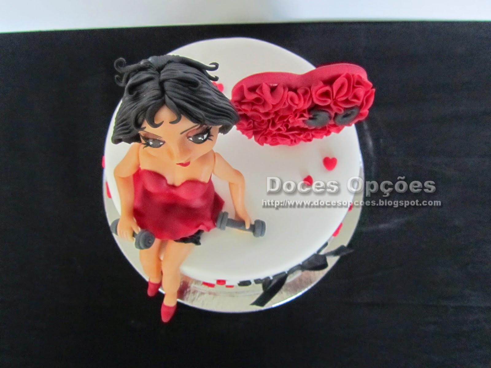 bolos ginário mulher