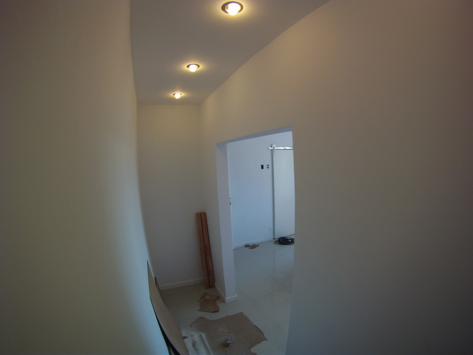 Imagens de #9F7E2C GoPro Fisheye: Imagens da Reforma! Um dia no Apê (a reforma)! 1600x1200 px 3538 Blindex Banheiro Limpeza