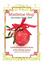 Mistletoe blog hop