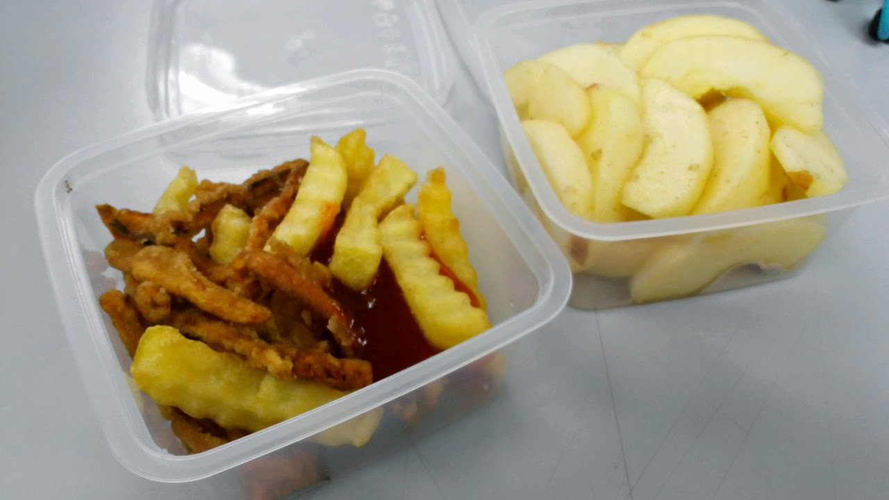 Apple Asam Boy - Breakfast