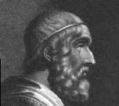 Escritor clásico griego Homero
