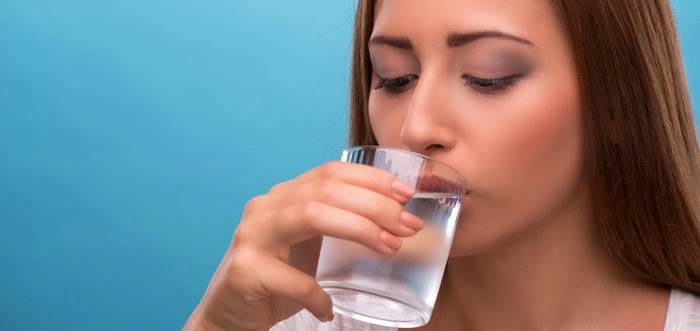 Why You Should Never Drink Ice Water
