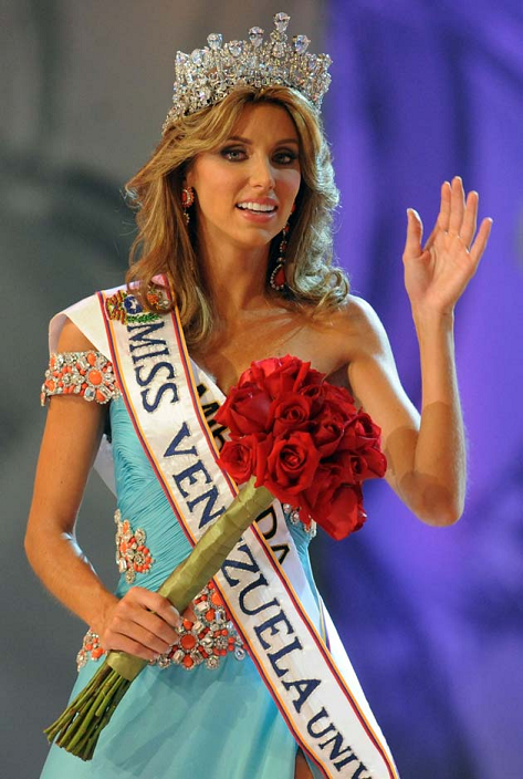 Vanessa Goncalvez – Miss Venezuela