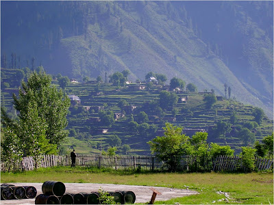 kel village neelum valley azad kashmir