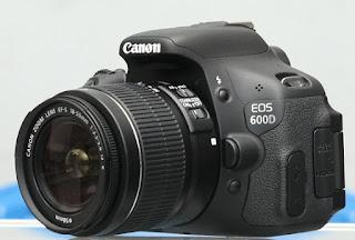 harga Jual Canon Eos 600D Bekas