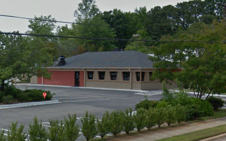Used to be a pizza hut unaabi grill in cary nc for An cuisine cary nc